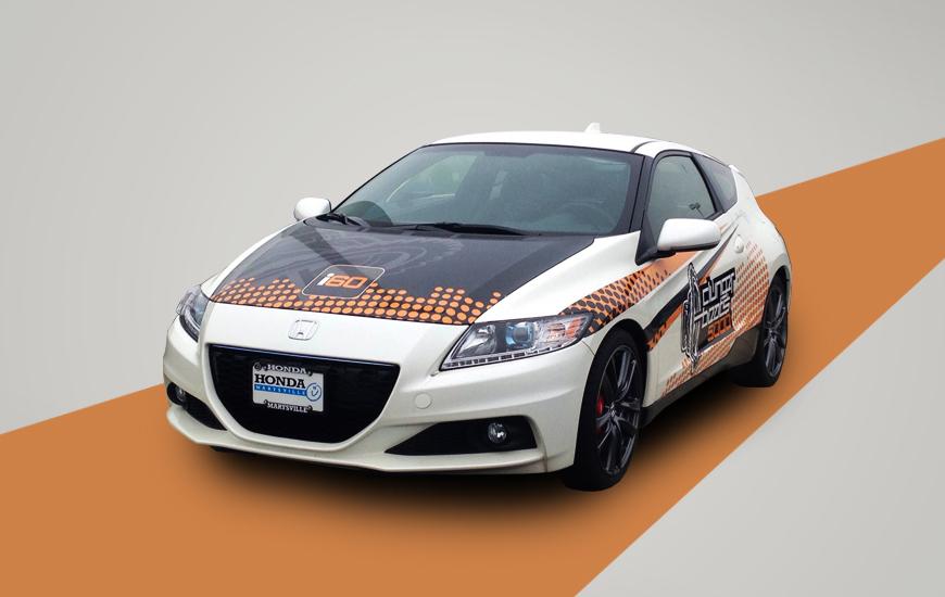 Honda Wrap