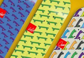 Skateboad Designs