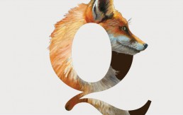 Quick Brown Fox Logo Cropped